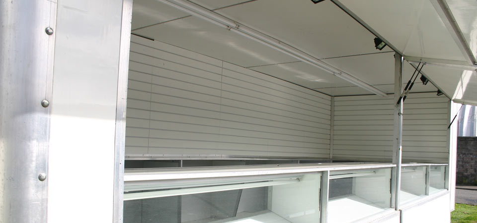 Merchandising Retail Unit Counter